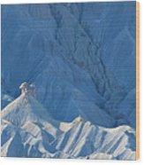 Triptych Wood Print