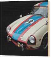 Triumph Gt6 Wood Print