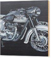 Triumph Thunderbird Wood Print