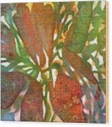 Tropical #2 Wood Print