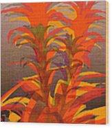 Syncopated Botanicals Multi Wood Print