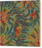 Tropical Breeze Wood Print