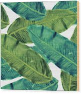 Tropical Colors 2 Wood Print