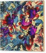 Tropical Delight Wood Print