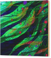 Tropical Dreams Wood Print