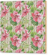 Tropical Paradise-jp3964 Wood Print