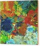 Tropical Reef #308 Wood Print