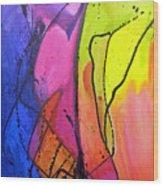 Tropicalis Wood Print