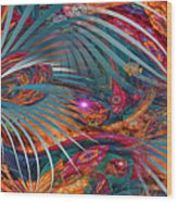 Tropico...nashville Wood Print