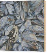 True Fundy Blues Wood Print
