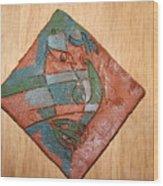 True Shepherd - Tile Wood Print