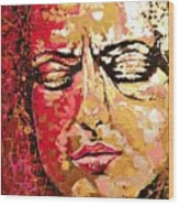 Truth Is Eternal, Asian Painting Wood Print