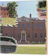Tryon Palace Experience Wood Print