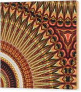 Tuba Vibes Wood Print