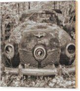 Studabaker  Wood Print