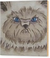 Tuffy Wood Print