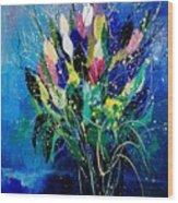 Tulips 45 Wood Print