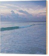 Tulum - The Beach Wood Print