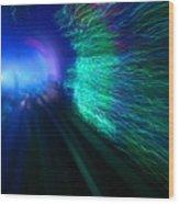 Tunnel Vision IIi Wood Print