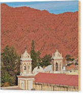 Tupiza, Bolivia Wood Print