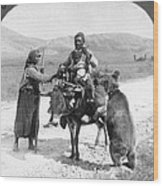 Turkey: Circus Troupe Wood Print