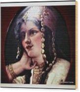 Turkish Gypsy Wood Print