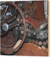 Turnpike Cruiser Wood Print