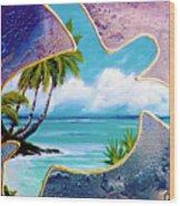 Turtle Bay #144 Wood Print