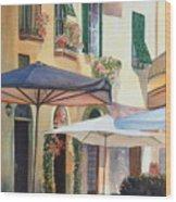 Tuscan Sunlight Wood Print