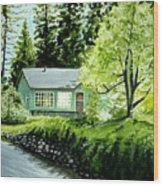 Twaine Harte Wood Print