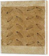 Twenty Wings Wood Print by Annie Alexander
