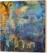 Twilight Dreams Wood Print