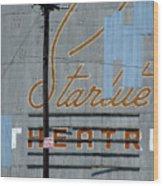 Twilight For Starlite Wood Print