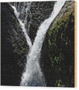 Twister Falls Wood Print