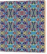 Twister Tile Wood Print