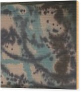 Tye Dye 3 Wood Print