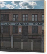 Tyler Candle Company Wood Print