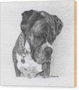 Tyson Wood Print