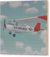 U S Air Force  Wood Print