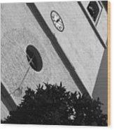 Ugijar Church 2 Wood Print