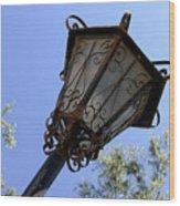 Ugijar Lamp Wood Print