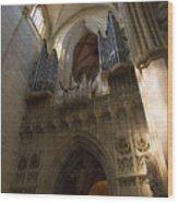 Ulm Cathedral Wood Print