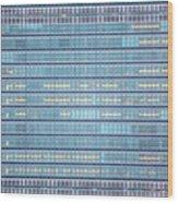 U. N. Wood Print