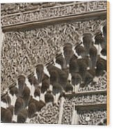 Unbeleavable Craftmanship Wood Print