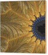 Unbridgeable Chasm Wood Print