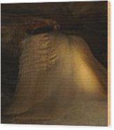 Underground Angle Test Wood Print