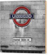 Underground Wood Print