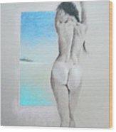 Undtitled Wood Print