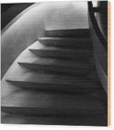 Undulating  Wood Print