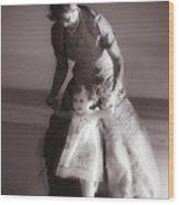 Unforgettable Family Memories Wood Print
